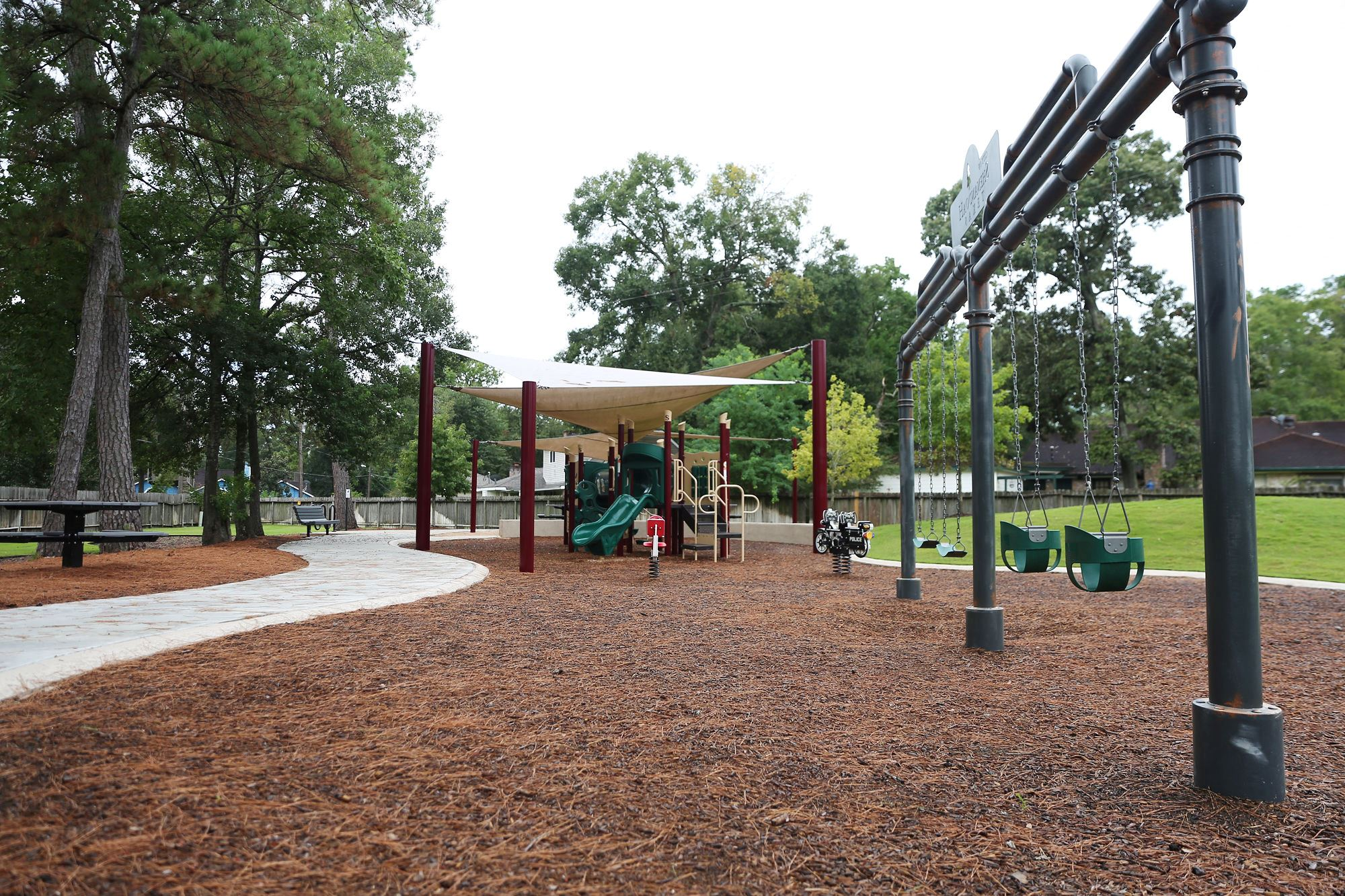Toddler Park Playground