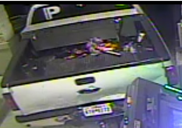 ATM June 24  Burglary Supect vehicle